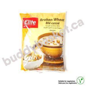 Elite Broken Wheat 1kg