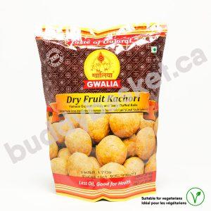 Gwalia Dry Fruit Kachori 170g