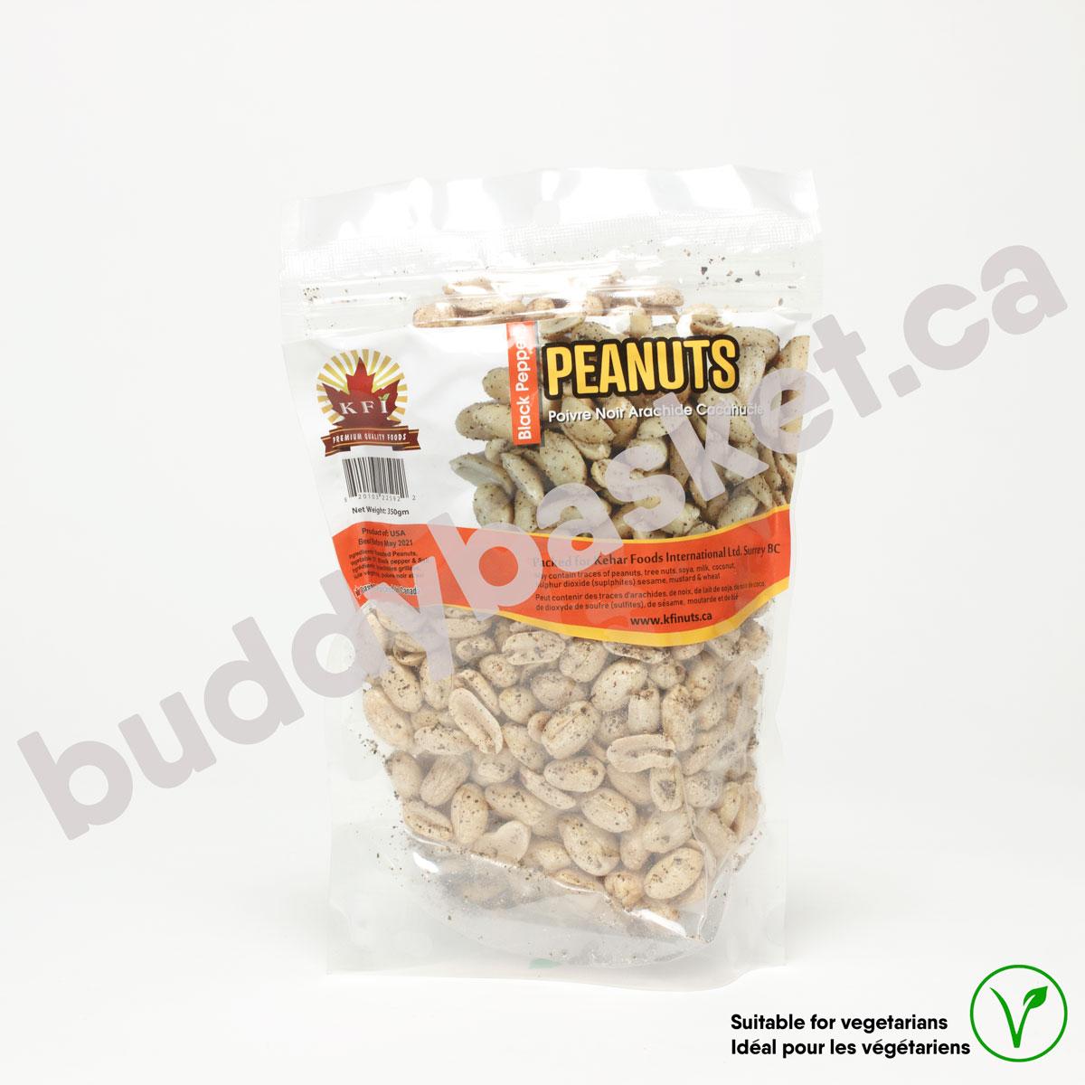 KFI Peanut Roasted Pepper 350g