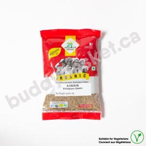 24 Mantra Organic Ajwain 100g