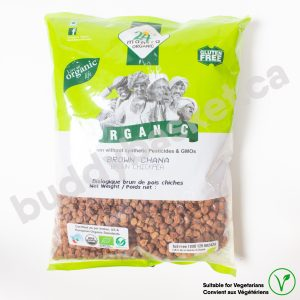 24 Mantra Organic Brown Channa Whole 1kg