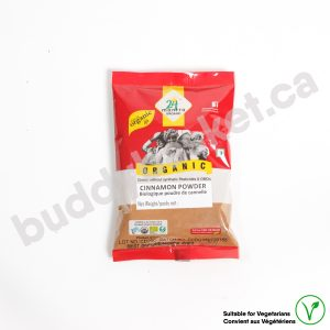 24 Mantra Organic Cinnamon 100g