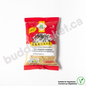 24 Mantra Organic Dry Ginger Powder 100g