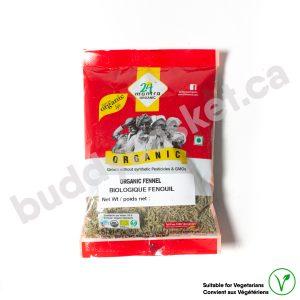 24 Mantra Organic Fennel 100g