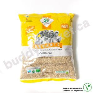 24 Mantra Organic Quinoa 2lb