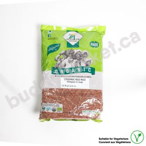 24 Mantra Organic Red Rice 2kg