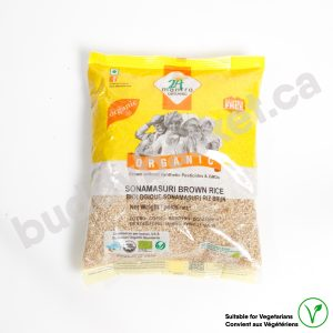 24 Mantra Organic Sonamasuri brown 1kg