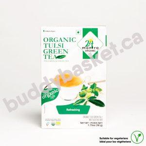24 Mantra Organic Tulsi Tea 50g