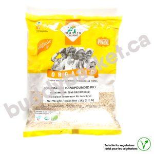 24 Mantra Organic Sonamasuri Rice HP 1kg
