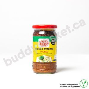 777 Avakkai Mango Pickle 300g