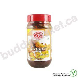 777 Ginger Pickle 300g