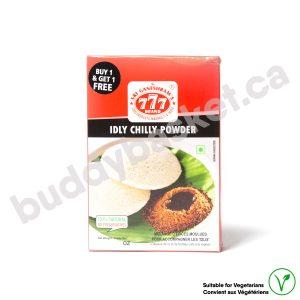 777 Idly Chilli Powder 165g