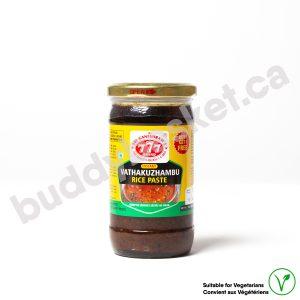 777 VathalKuzambu Paste 300g
