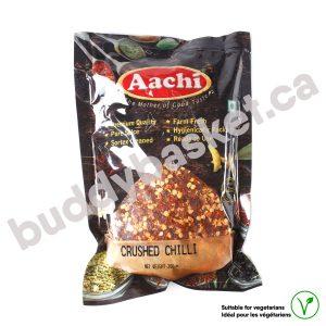 AACHI CRUSHED CHILLI 200g
