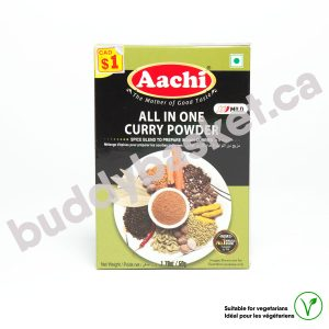 Aachi All in one curry powder 50g