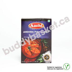 Aachi Andhra Fish Masala 50g