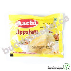 Aachi Appalam 100g