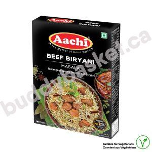 Aachi Beef Biryani masala 45g