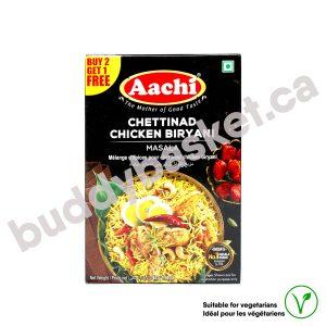 Aachi Chettinad Chi Biryani 45g