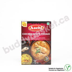 Aachi Chicken Whit Karahi Masala 50g