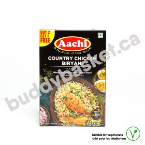 Aachi Country Chicken Byriani Masala 45g