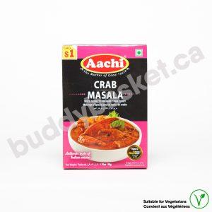 Aachi Crab Masala 50g