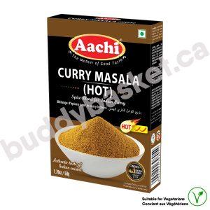 Aachi Curry Masala Hot 50g