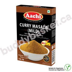 Aachi Curry Masala Mild 50g