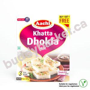 Aachi Khatta Dhokla Mix 200g