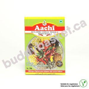 Aachi Kulambu Chilli Powder 200g