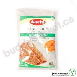 Aachi Ragi Flour Roasted 1kg