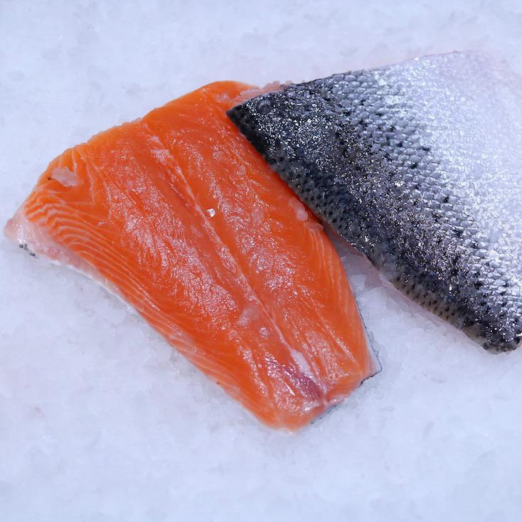Atlantic Salmon Tail 1lb