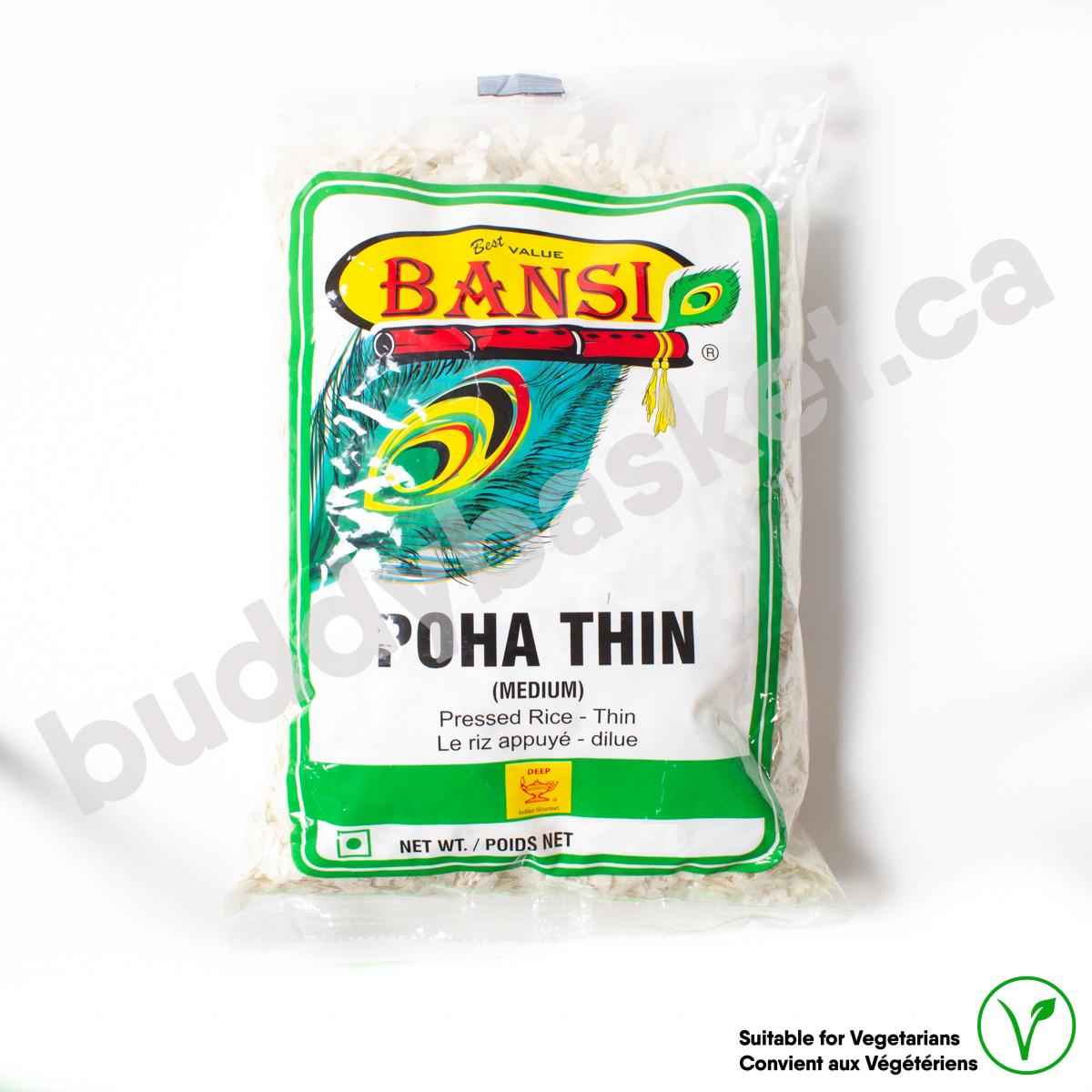 Bansi Poha Thin 2 lb