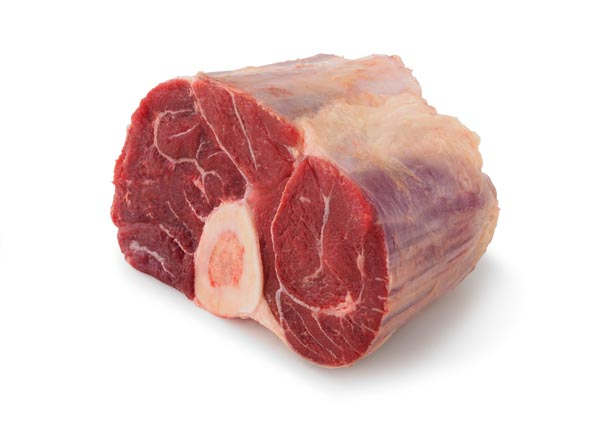Beef Hind Shank Bone in 1lb