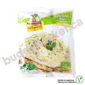 BombayWalla Garlic Naan 302g