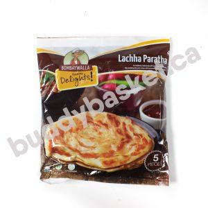 BombayWalla Lachha Paratha 400g