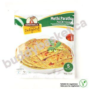 BombayWalla Methi Paratha 400g