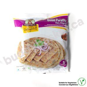 BombayWalla Onion Paratha 400g