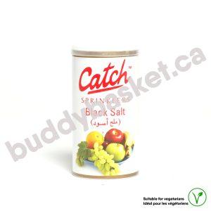Catch Chat Masala Sprinkler Black Salt 50g