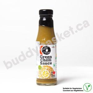 Ching's green chilli sauce 100ml