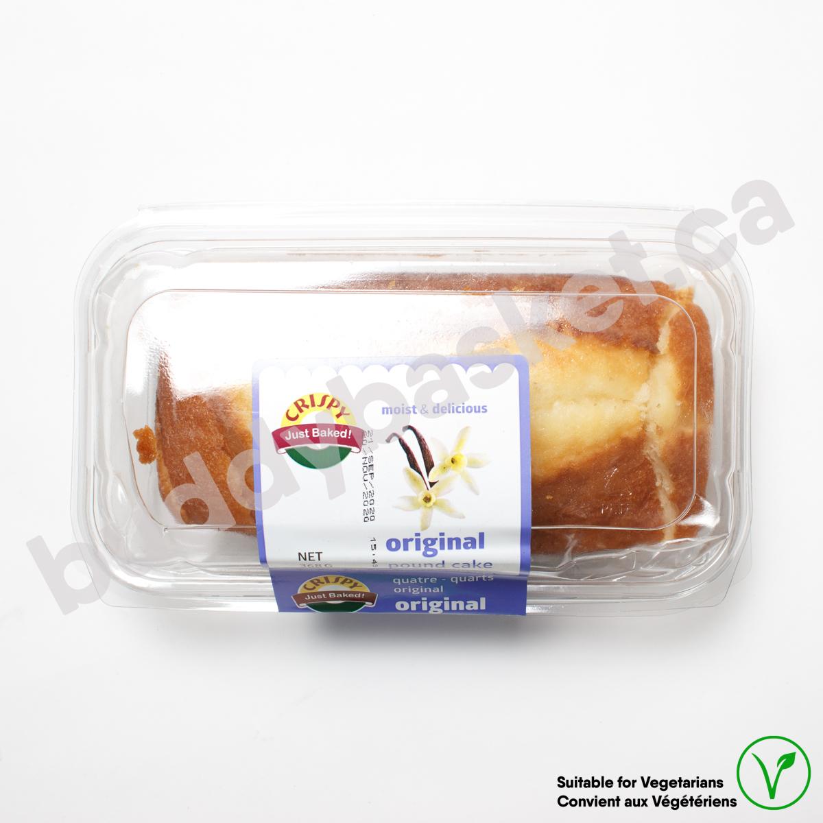 Crispy Pound Cake 368g