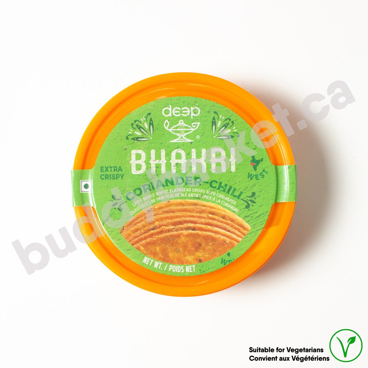 Deep Coriander chilli bhakhari 200g