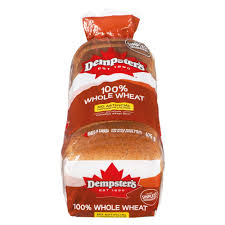 Dempsters Roundtop Bread wheat 675g