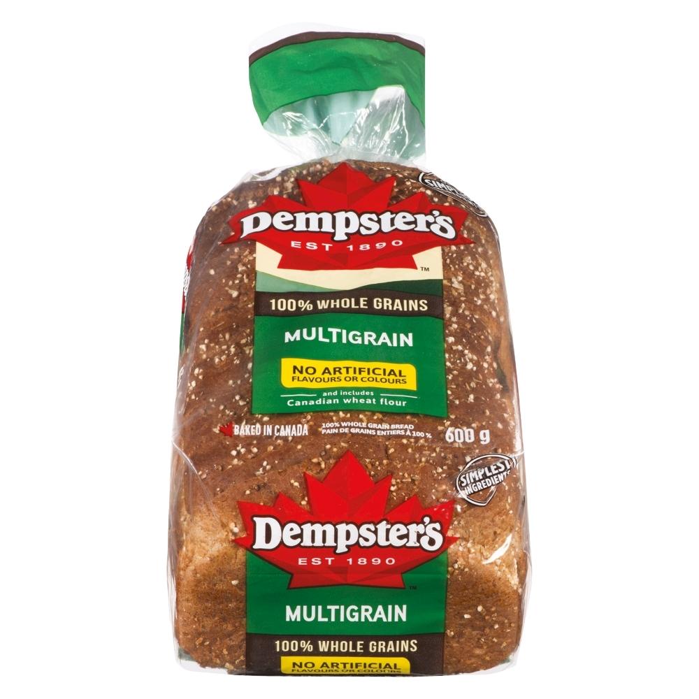 Dempsters Sandwich Plain Bread Wheat 675g