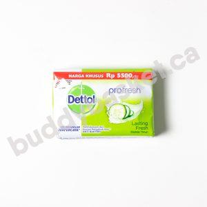 Dettol Lasting Fresh Soap 105g