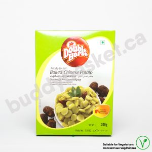 Double Horse Boiled Chinese Potato 200g