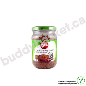 Double Horse Coconut Chutney Powder 150g