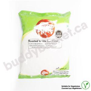 Double Horse Roasted White Rice Powder 1kg