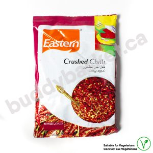 Eastern Crushed Chilly 100g