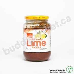 Eastern Lime hot sweet pickle 400g